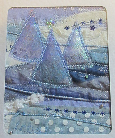 Winter Wonderland from Angie Hughes class